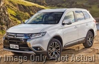 2017 Mitsubishi Outlander Exceed 4wd