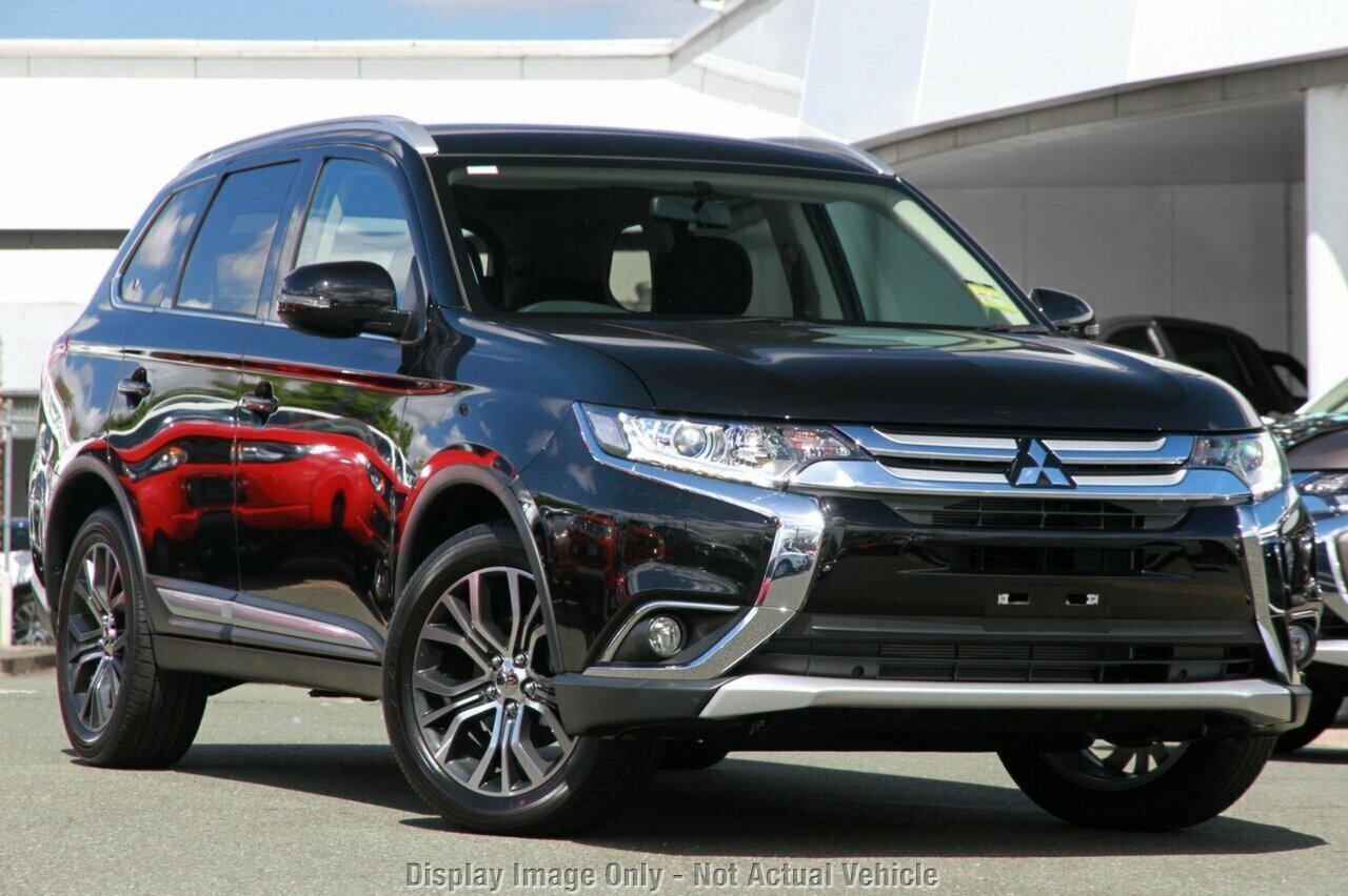 2017 Mitsubishi Outlander Ls 2wd