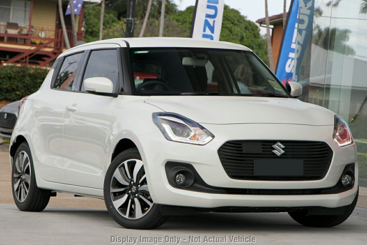 2017 Suzuki Swift GLX Turbo AZ